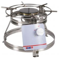 Taboret gastronomiczny gazowy 1-palnikowy<br />model: KG-110/W<br />producent: Egaz