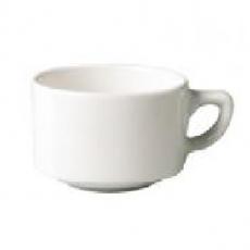 Filiżanka do herbaty, kawy sztaplowana RAK SKA<br />model: SKCU17<br />producent: Rak