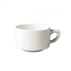 Filiżanka do herbaty, kawy sztaplowana RAK SKA<br />model: SKCU23<br />producent: Rak
