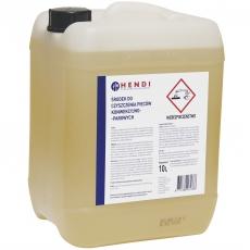 Płyn do czyszczenia pieców konwekcyjno-parowych<br />model: 231388<br />producent: Hendi