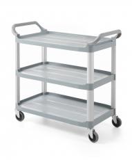 Wózek kelnerski 3-półkowy<br />model: 877937<br />producent: AmerBox