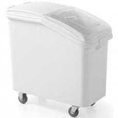 Wózek na artykuły sypkie<br />model: 877920<br />producent: AmerBox