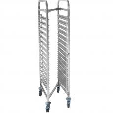 Wózek do transportu pojemników GN<br />model: 810606<br />producent: Hendi