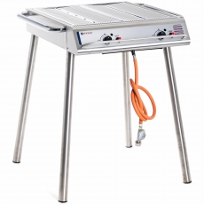 Grill gazowy Xantos<br />model: 148624<br />producent: Hendi