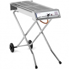 Grill gazowy Xenon-Pro<br />model: 148105<br />producent: Hendi
