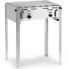 Grill gazowy Roast Master Maxi<br />model: 154878<br />producent: Hendi