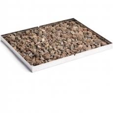 Ruszt na kamień lawowy<br />model: 145531<br />producent: Hendi