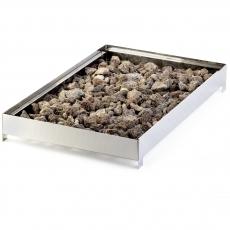 Ruszt na kamień lawowy<br />model: 145777<br />producent: Hendi