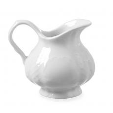 Dzbanek porcelanowy do śmietanki Flora - 6 szt.<br />model: 328552<br />producent: Hendi