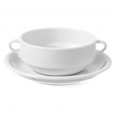 Bulionówka porcelanowa Optima<br />model: 770924<br />producent: Hendi
