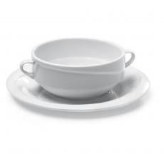 Bulionówka porcelanowa EXCLUSIV - 12 szt.<br />model: 309490<br />producent: Hendi