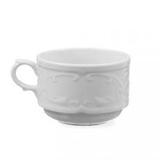 Filiżanka porcelanowa FLORA - 12 szt.<br />model: 308998<br />producent: Hendi