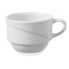 Filiżanka porcelanowa EXCLUSIV - 12 szt.<br />model: 309452<br />producent: Hendi