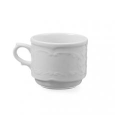Filiżanka porcelanowa FLORA - 12 szt.<br />model: 315286<br />producent: Hendi