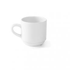 Filiżanka porcelanowa OPTIMA - 12 szt.<br />model: 770962<br />producent: Hendi
