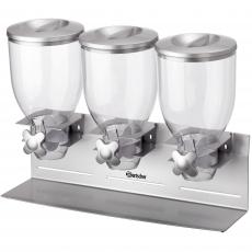 Dozownik do płatków śniadaniowych | BARTSCHER 500379<br />model: 500379/W<br />producent: Bartscher