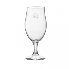 Szklanka, pokal do piwa 300 ml - z cechą<br />model: 400536<br />producent: Bormioli Rocco
