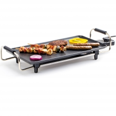 Płyta grillowa Tepan-yaki<br />model: 238608<br />producent: Hendi