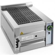 Grill gazowy z lawą wulkaniczną B50<br />model: 143032<br />producent: Hendi