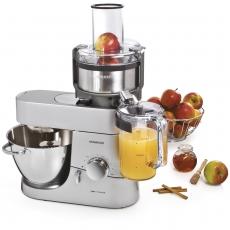 Przystawka do robotów planetarnych Kenwood - sokowirówka na całe jabłka<br />model: 975992<br />producent: Kenwood