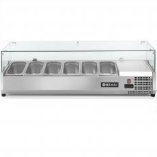 Nadstawa chłodnicza 6 GN 1/3<br />model: 232972<br />producent: Hendi