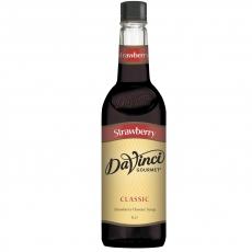 Syrop barmański truskawkowy<br />model: 998700<br />producent: DaVinci