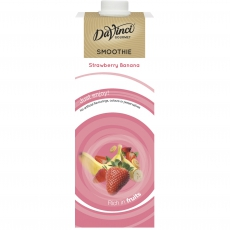 Smoothie Truskawka z bananem<br />model: 998885<br />producent: DaVinci