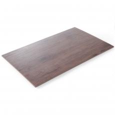 Płyta do prezentacji dań z melaniny prostokątna<br />model: 561324<br />producent: Hendi