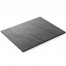 Płyta do prezentacji dań z melaniny prostokątna<br />model: 561379<br />producent: Hendi