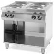 Kuchnia elektryczna 4-płytowa Kitchen Line 226223