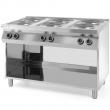 Kuchnia elektryczna 6-płytowa Kitchen Line 226230