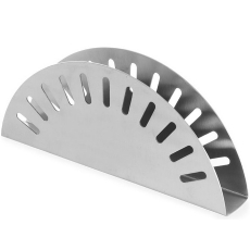 Serwetnik stalowy półokrągły<br />model: 428511<br />producent: Hendi