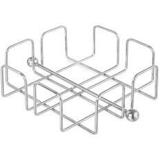 Serwetnik stalowy kwadratowy<br />model: 428528<br />producent: Hendi