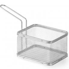 Koszyk miniaturowy do smażonych przekąsek<br />model: 426432<br />producent: Hendi