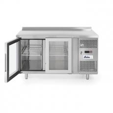 Stół chłodniczy 2-drzwiowy przeszklony<br />model: 233429<br />producent: Arktic