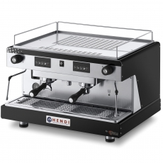 Ekspres do kawy HENDI Top Line by Wega 2-grupowy<br />model: 208946<br />producent: Hendi