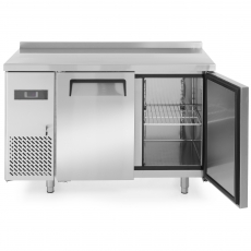 Stół mroźniczy Kitchen Line 2-drzwiowy<br />model: 233351<br />producent: Hendi