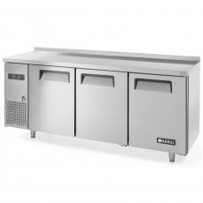 Stół mroźniczy Kitchen Line 3-drzwiowy<br />model: 233399<br />producent: Hendi