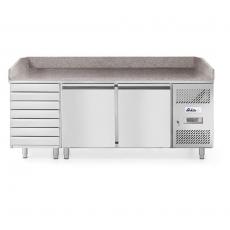 Stół chłodniczy do pizzy 2-drzwiowy<br />model: 232842<br />producent: Arktic