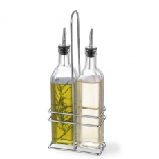 Zestaw do oliwy i octu <br />model: 460252<br />producent: Hendi