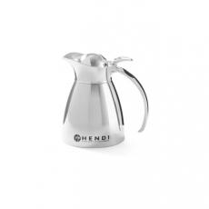 Termos konferencyjny stalowy do kawy i herbaty<br />model: 445808<br />producent: Hendi