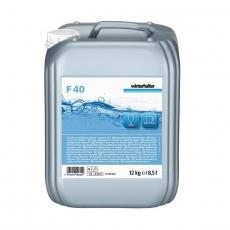 Płyn do mycia szkła Winterhalter F40 12 kg<br />model: F40<br />producent: Winterhalter