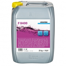Płyn uniwersalny do mycia sztućców i naczyń Winterhalter F8400 25 kg<br />model: F8400/25kg<br />producent: Winterhalter