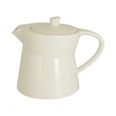 Dzbanek porcelanowy z pokrywką  RAK GIRO<br />model: GITP40<br />producent: Rak