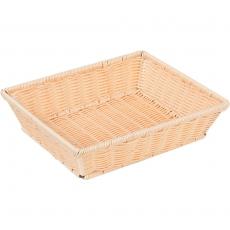 Koszyk do pieczywa z polipropylenu GN 1/2<br />model: 361202<br />producent: Stalgast