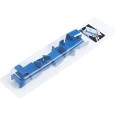 Klipsy do pojemników GN HACCP - niebieske<br />model: 165004<br />producent: Stalgast