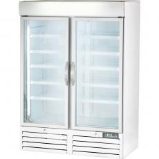 Szafa chłodnicza przeszklona 2-drzwiowa<br />model: 850020<br />producent: Stalgast