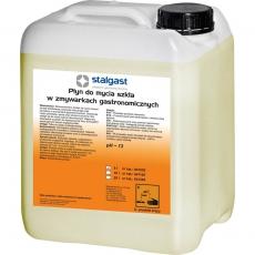 Płyn do mycia szkła w zmywarkach gastronomicznych<br />model: 641055<br />producent: Stalgast