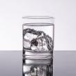 Szklanka niska 200 ml - z cechą  - 400542