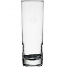Szklanka wysoka do napojów 200 ml - z cechą<br />model: 400543<br />producent: Bormioli Rocco